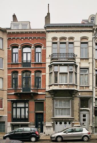 Avenue de la Renaissance 45 et 46, 2009