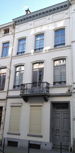 Rue de Spa 17, 2020