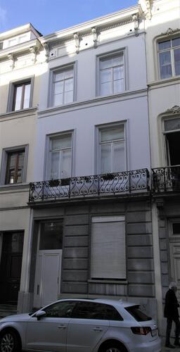 Rue de Spa 38, 2020