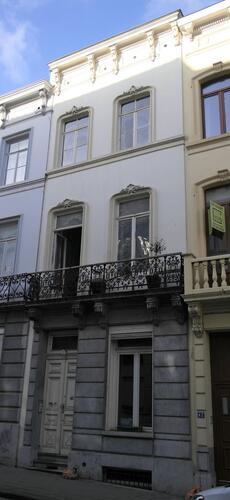 Rue de Spa 40, 2020