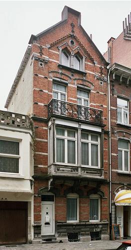 Rue Stevin 4, 2009