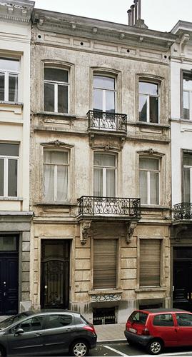 Rue Stevin 40, 2009