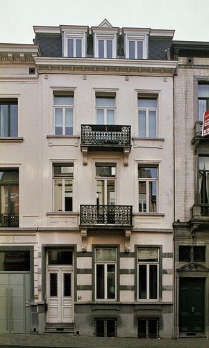 Rue Stevin 57, 2009