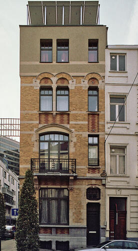 Rue Stevin 97, 2009