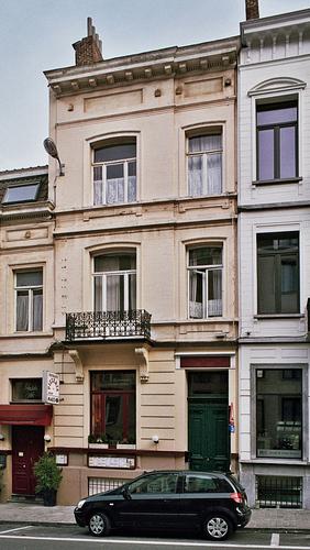 Rue Stevin 122, 2009