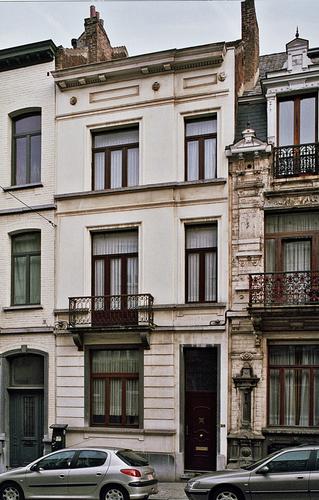 Rue Stevin 128, 2009