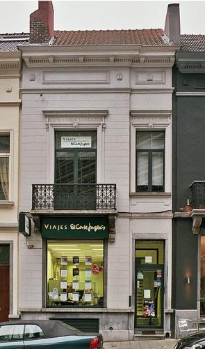 Rue Stevin 166, 2009