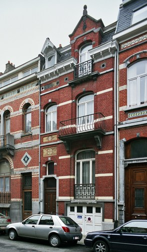 Rue Van Campenhout 21, 2007