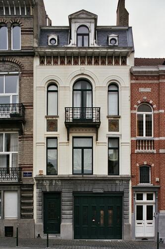 Ancienne habitation personnelle de l'architecte Guillaume LÖW