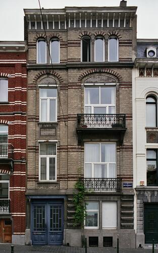 Rue Van Campenhout 65, 2006