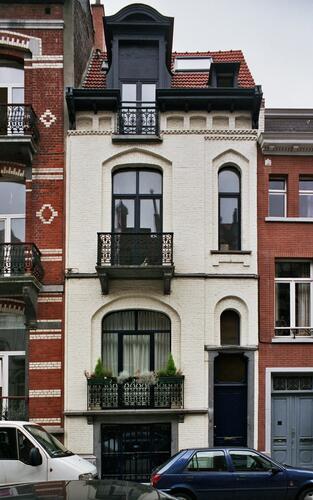 Rue Van Campenhout 70, 2007