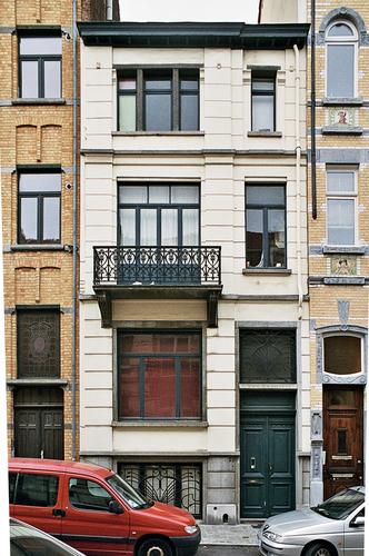Rue Van Ostade 29, 2009