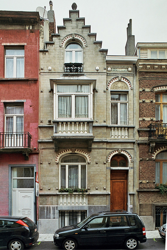 Rue Van Ostade 30, 2009