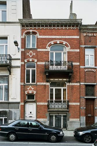 Rue Van Ostade 39, 2009