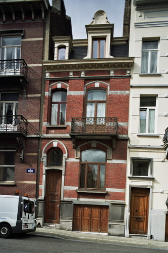 Rue Véronèse 71, 2008