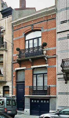 Rue Wappers 15, 2009