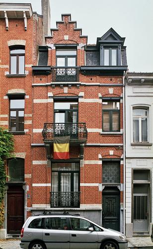 Rue Wappers 16, 2009