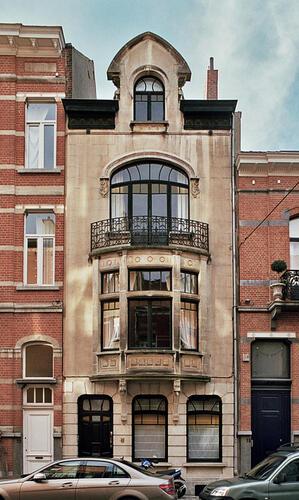 Rue Wappers 17, 2009