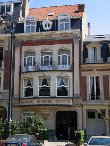 Avenue Antoine Depage 11, 2006