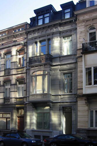 Rue de l'Aurore 54, 2005