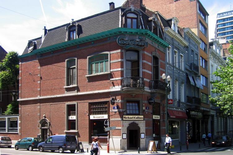 Rue du Bailli 1, 2005