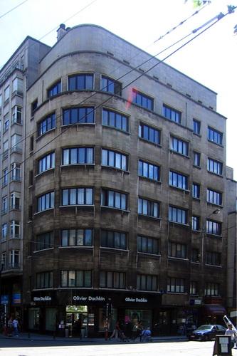Baljuwstraat 2-2a-2b-2c-4-4a-4b, 2005
