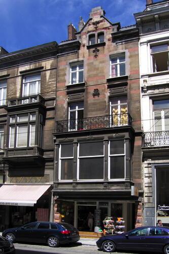 Baljuwstraat 13, 2005