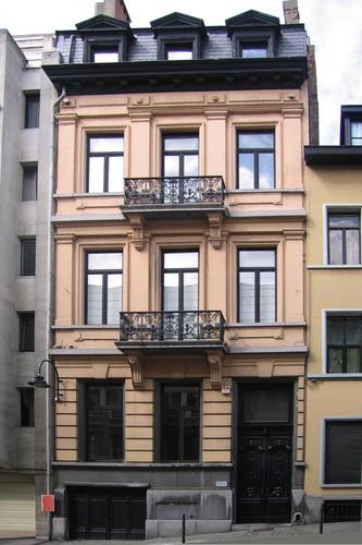 Rue du Beau Site 11, 2005