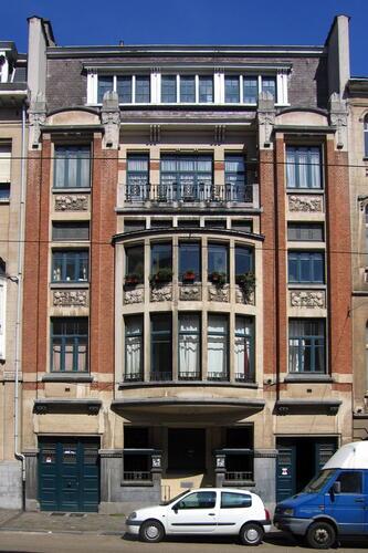 Boulevard de La Cambre 47- 49, 2005