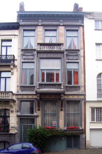Rue Dautzenberg 68, 2005