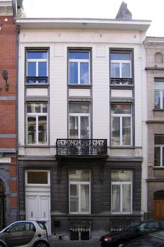 Rue De Crayer 16, 2005