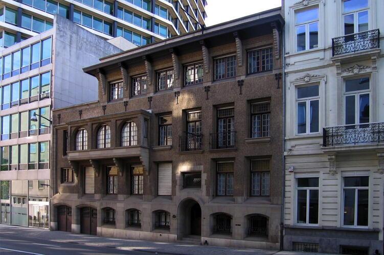 Rue Defacqz 14, 2005