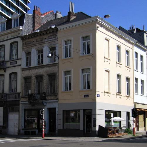 Rue Defacqz 20-22 et 24, 2005