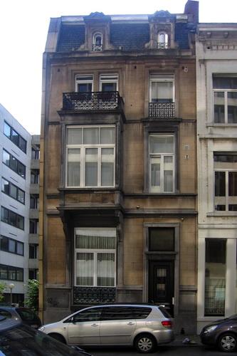 Rue Gachard 100, 2005