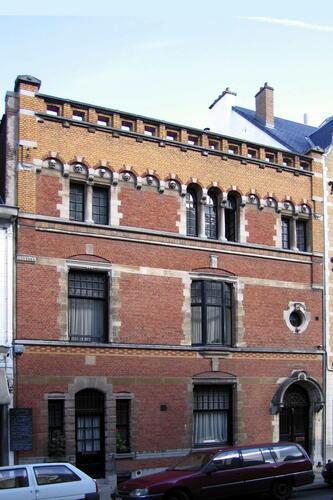 Rue Jacques Jordaens 6