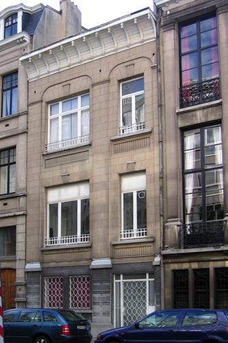 Rue Jacques Jordaens 13, 2005