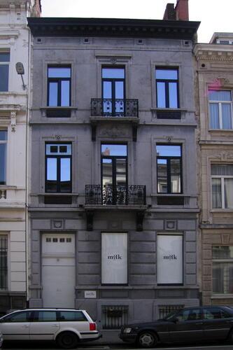 Rue de Livourne 40, 2005