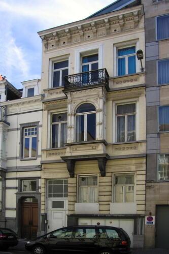 Rue de Livourne 90, 2005