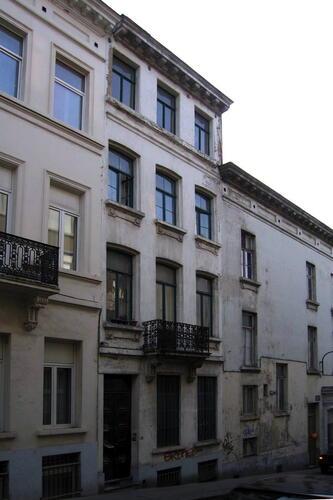 Rue de la Longue Haie 55, 2005