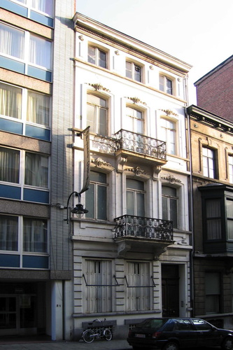Rue Mercelis 86, 2005