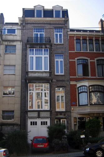 Rue du Monastère 20, 2005