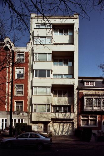 Avenue des Scarabées 4, 2007
