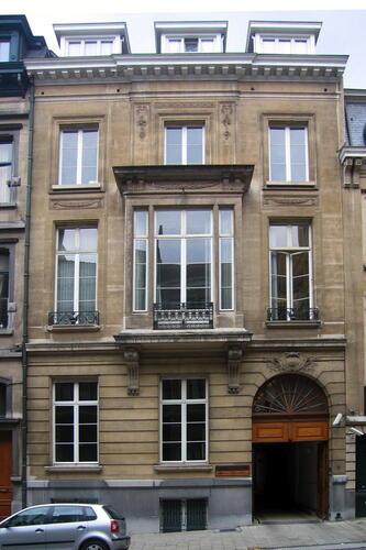Rue de Tenbosch 9, 2005