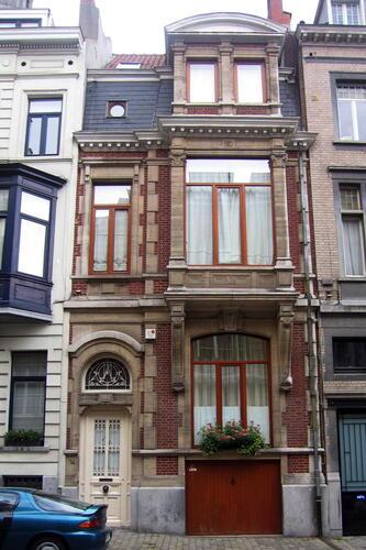 Rue de Tenbosch 14, 2005