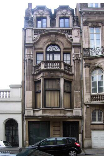 Rue de Tenbosch 17, 2005