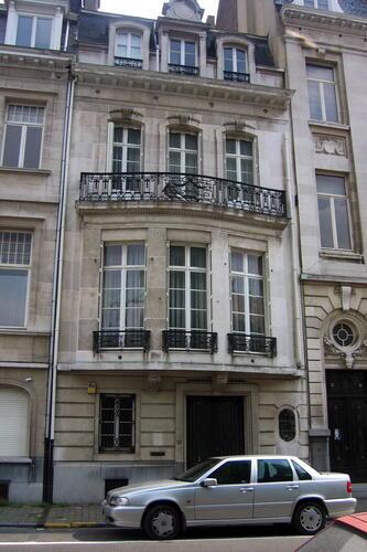 Rue de Tenbosch 32, 2005
