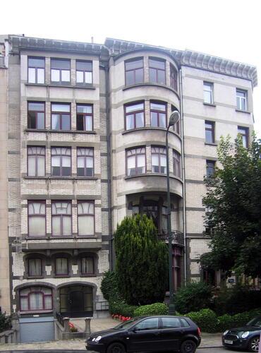 Rue de la Vallée 31 et rue Vilain XIIII 22, 2005