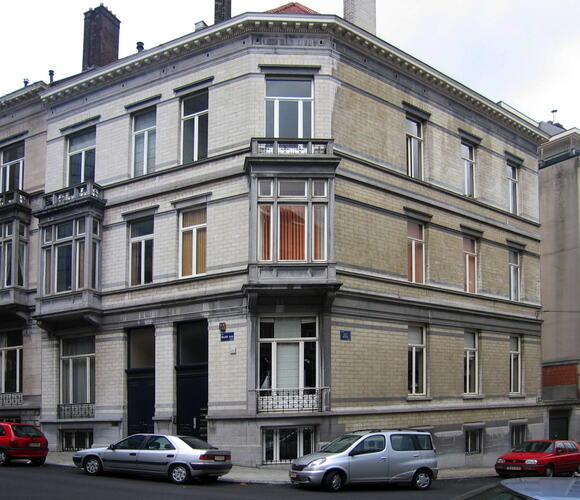 Rue Vilain XIIII 33 et 31, 2005