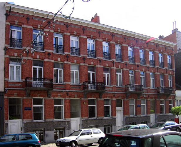 Washingtonstraat 2, 4, 6 en 26, 2005