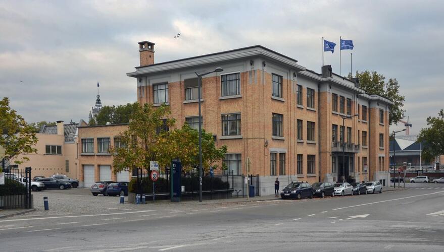 Siège de la Société du Port de Bruxelles